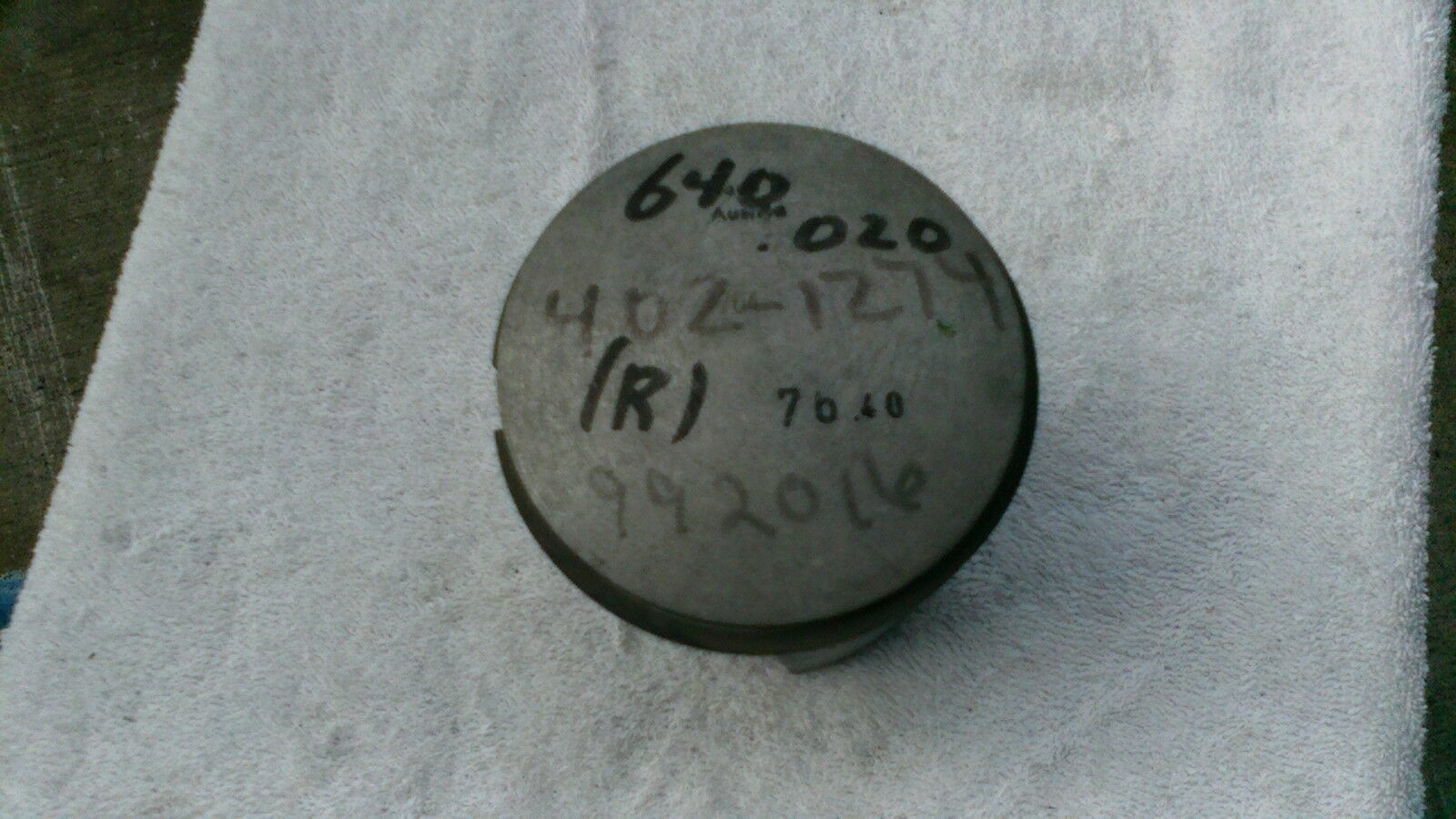 VINTAGE NOS OEM SKIDOO redAX 640  .020 OVER PISTON RINGS NORDIC SNOWMOBILE  take up to 70% off