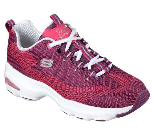 Memory Knit Skechers Ultra Scarpe Foam Sneakers Womens D'lites Chunky Trainers w0IxTqr0