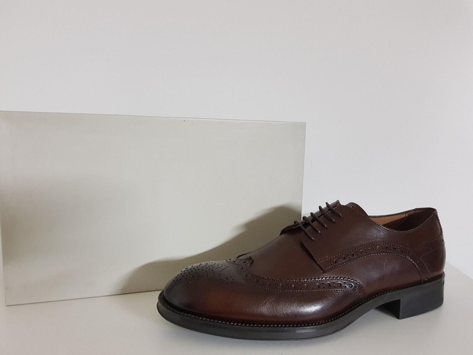Herren Schuhe Gruppo Clark Rabatt. - 70%Nr. R2212 Far. Leder