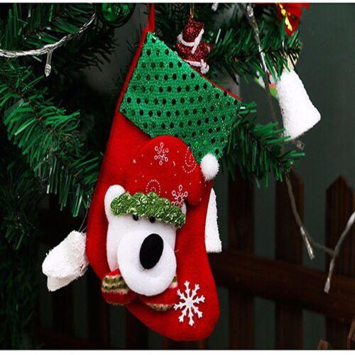 Decoration Cute Decoration Santa Socks Socks Xmas Tree Hanging Decoration
