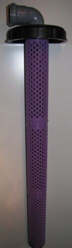 DN 50 Filter 90 cm Regenwassertank Deckelfilter 50 HT
