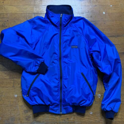 Vintage 80s 90s Patagonia Baggies Fleece Lined Win