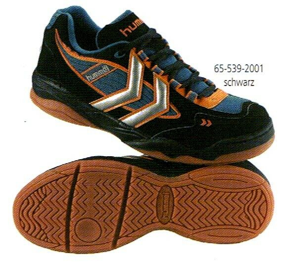 Keglerschuhe Indoorschuhe Indoorschuhe Indoorschuhe Schuhe mit heller Sohle (Hummel) Gr. 37; 38 und 46 d21b2f
