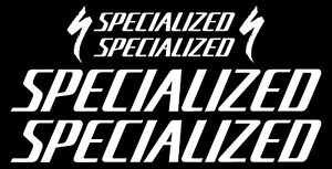 Specialized-Bicycle-Frame-Decal-Sticker-Set-MTB-Road-Bike-Gloss-White