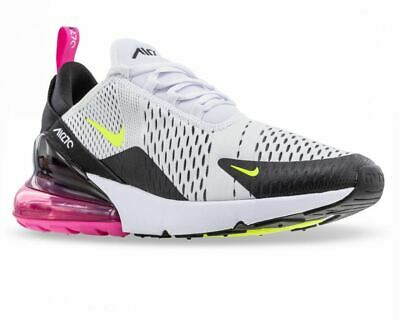 The Nike Air Max 270 is inspired by two icons of big Air