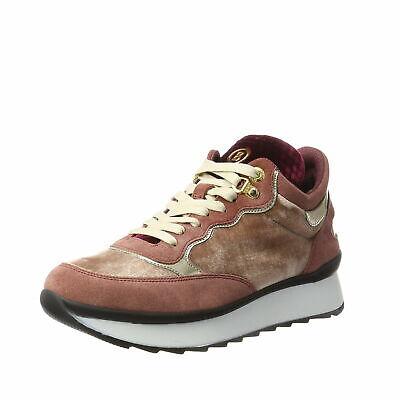 Bogner Damen Schuhe Sneaker Saas Fee, Size: 36 Eu -to- 40 Eu / Rose