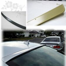 Unpainted AUDI A4 B8 Quattro 4DR Rear Roof Spoiler Wing ABS Sport Sedan 09-12 ●