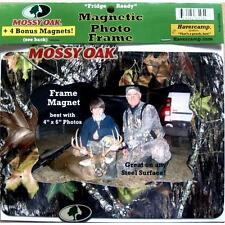 CAMO mossy oak magnetic photo frame 4 x 6 in 100x150 MM picture fridge magnet
