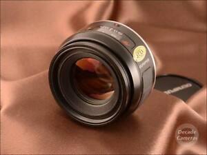 Olympus OM Power Focus 50mm f1.8 Fast Standard Prime Lens - VGC - 688