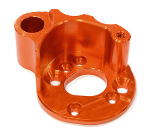 Integy C25792RED Billet Machined Motor Mount Hinge Post for Traxxas 1//10 Summit