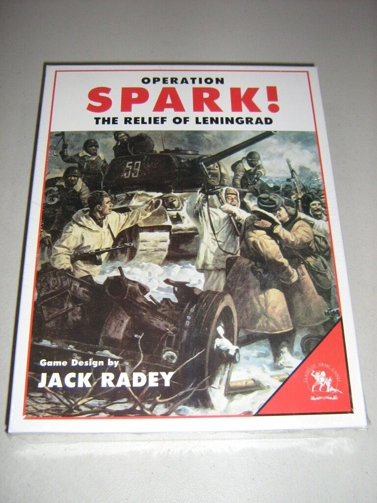 Operation Spark  The Relief of Leningrad (New)