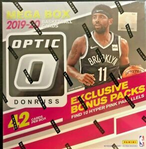 2019-20-Panini-Donruss-Optic-Basketball-Mega-Box-Zion-Ja-rookie-prizm-mosaic