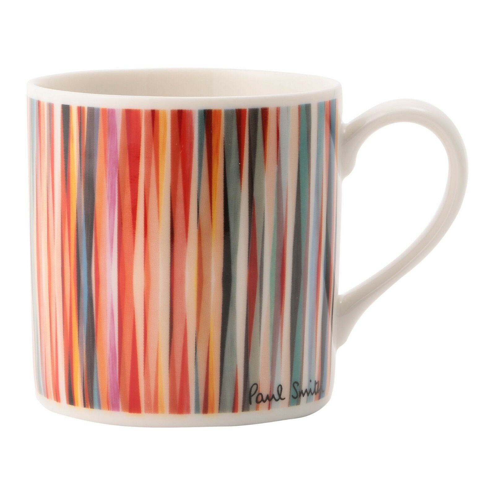 2019 New Paul Smith Mug  Crougever Stripe  Multi-Stripe Japon-Fait RARE