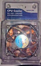 MassCool AMD CPU Copper Cooler For Socket A,370,462,754,939,940,478 Heatsink+Fan