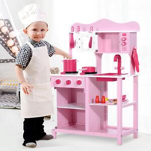 Cocina-de-Juguete-para-Ninos-Set-Juego-Cocinita-Infantil-Madera-60x30x84-5cm