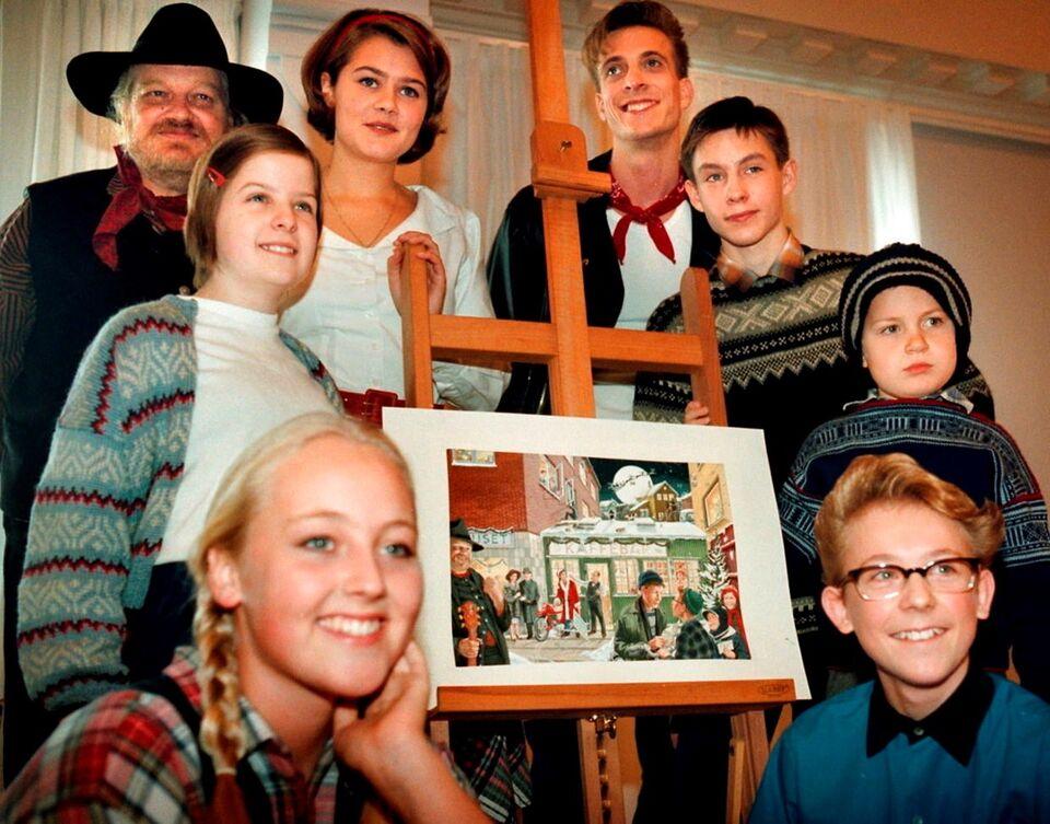 SØGER TV 2's julekalendere Brødrene Mortensens...