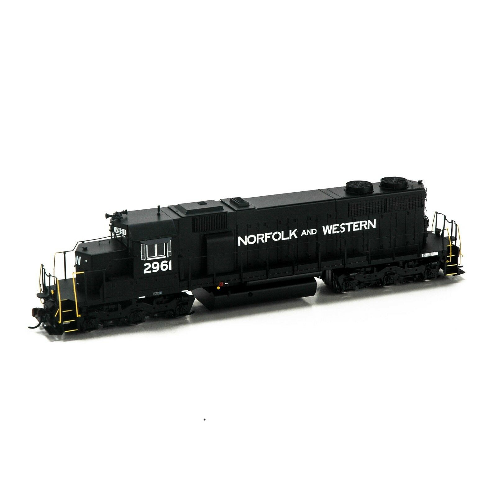 ATHEARN 98783 NORFOLK & WESTERN SD39 HO DC, DCC READY ROAD NO.2961