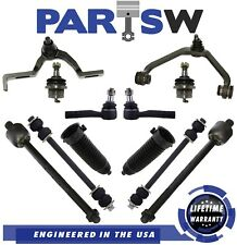 Front Upper Control Arms Amp Tie Rods For 95 01 Explorer Mountaineer 98 03 Ranger Fits Ford Ranger