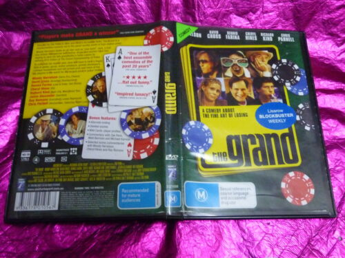 1 of 1 - THE GRAND : (DVD, M) (EX RENTAL)