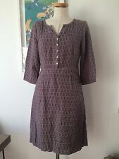 Seasalt Bunting Dress in Little Oak Burdock - UK10 EU38 - Sales Sample