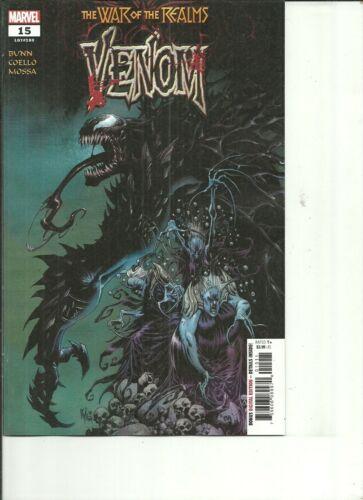 VENOM #15 SECRET BLOODY CARNAGE VARIANT  Marvel Comics 1st Print