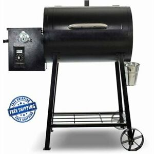 Pit Boss Pellet Grill Wood Fired BBQ Grilling Roasting ...
