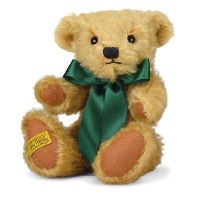 Merrythought SHR10SY Shrewsbury Teddy Bear Small with Draw String Bag