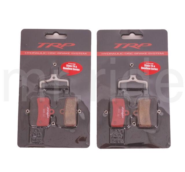 Slate T4 TRP Q20.11 Disc Brake Pads For Quadiem Quadiem SL