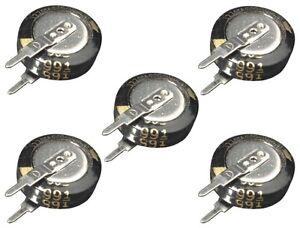 S419-5-Stueck-Goldcap-0-22F-Kondensator-Stuetzkondensator-Flackerschutz-Elko