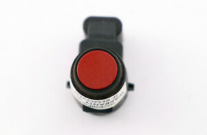 BMW 1 3 Series E87 E90 Front Rear PDC Ultrasonic Parking Sensor Sedonarot Red