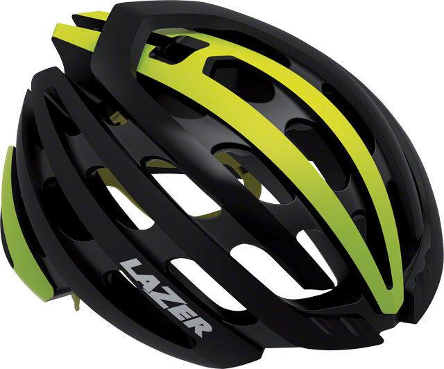 Nuevo casco Lazer  Z1  Negro con Flash Amarillo Sm  tienda de venta