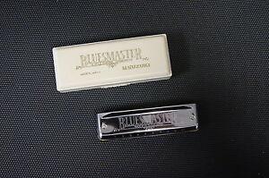 Harmonica-diatonique-Suzuki-Bluesmaster-neuf-MR-250-toutes-tonalites-all-keys