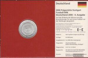 BRD-BR-Deutschland-Jaegernr-520-2006-F-Stgl-unzirkuliert-Silber-2006-10-Euro