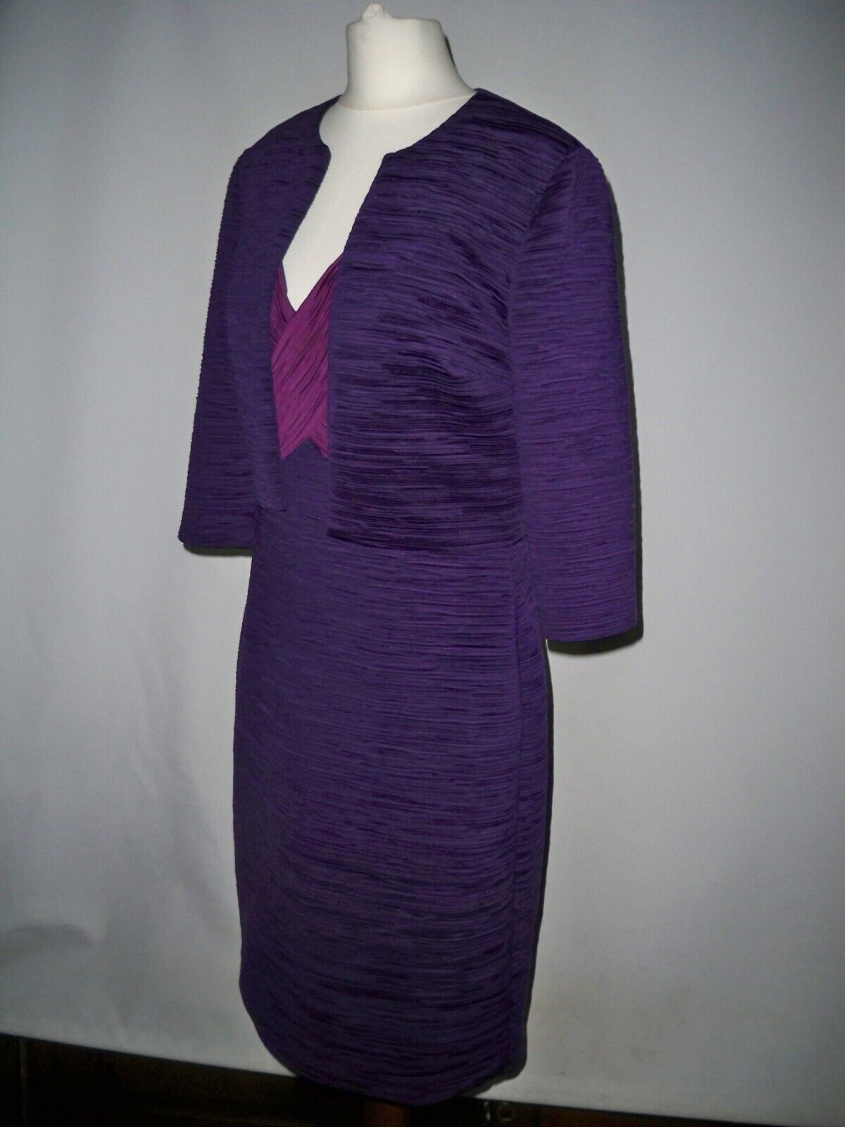 BERNSHAW  MOTHER OF THE BRIDE    SUIT    SIZE