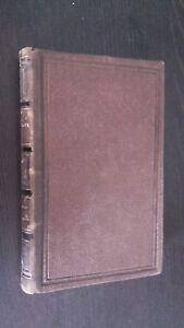 Ricordi di Un Viaggiatore Edouard Laboulaye 1858 Hachette Parigi ABE