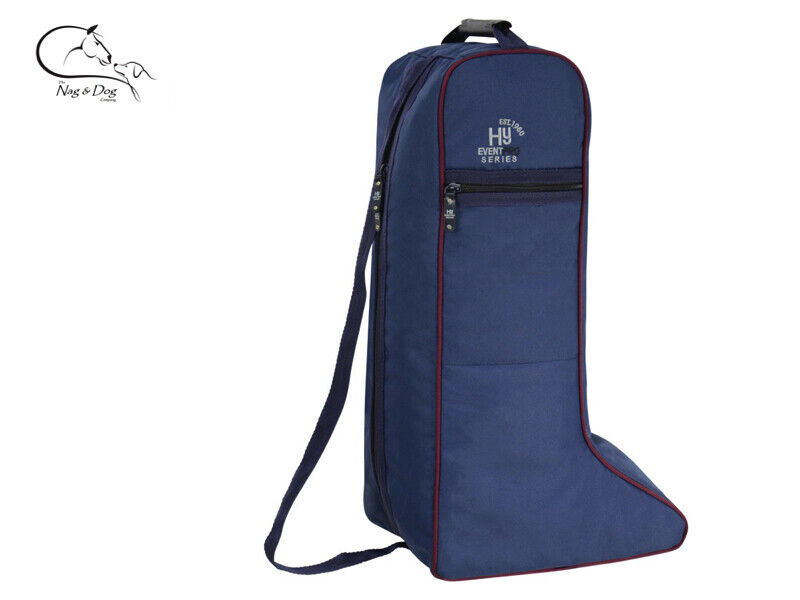 Hy Event Pro Long Boot Bag Riding Showing Hunting Predector Horsebox FREE P&P