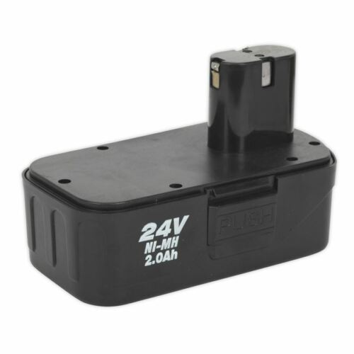 CP2400MHBP Sealey Power Tool Battery 24V 2Ah Ni-MH for CP2400MH