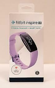 Inspire HR Activity Tracker Heart Rate Lilac Fitbit