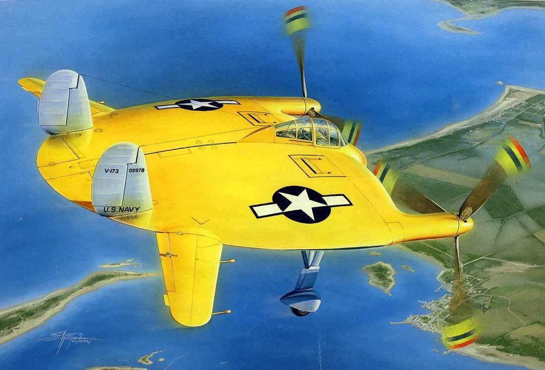 Special Hobby - V-173 Flying Pancake 1942-1943 - 1 48 Model Kit Set Nip