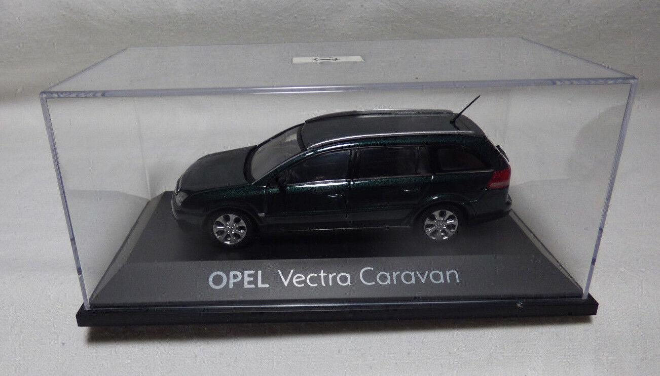 Schuco Opel Vectra Caravan  1     43  in Klarsichtbox 82b7e8