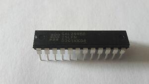 300x-GAL20V8B-25LPN-Lattice-RoHS-konform-NEU-amp-OVP