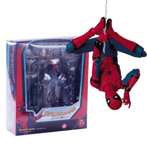 Movable Avengers Infinity War Spiderman Spider-Man Action Figure Toy Model 2019