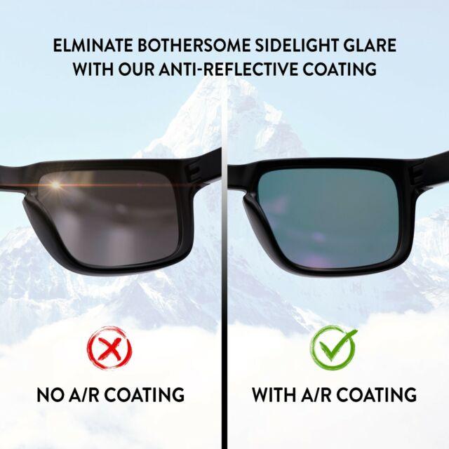 By APEX Lenses Polarized Replacement Lenses for Arnette Bushwick AN4256 Sunglasses