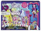 Hasbro My Little Pony Equestria Girls Rainbow Rocks Mane Event Stage A8060