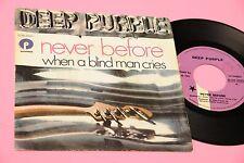"DEEP PURPLE 7"" NEVER BEFORE ORIG ITALY 1972"