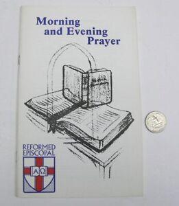 Book of Common Prayer Reformed Episcopal Church Abridged BCP Anglican REC
