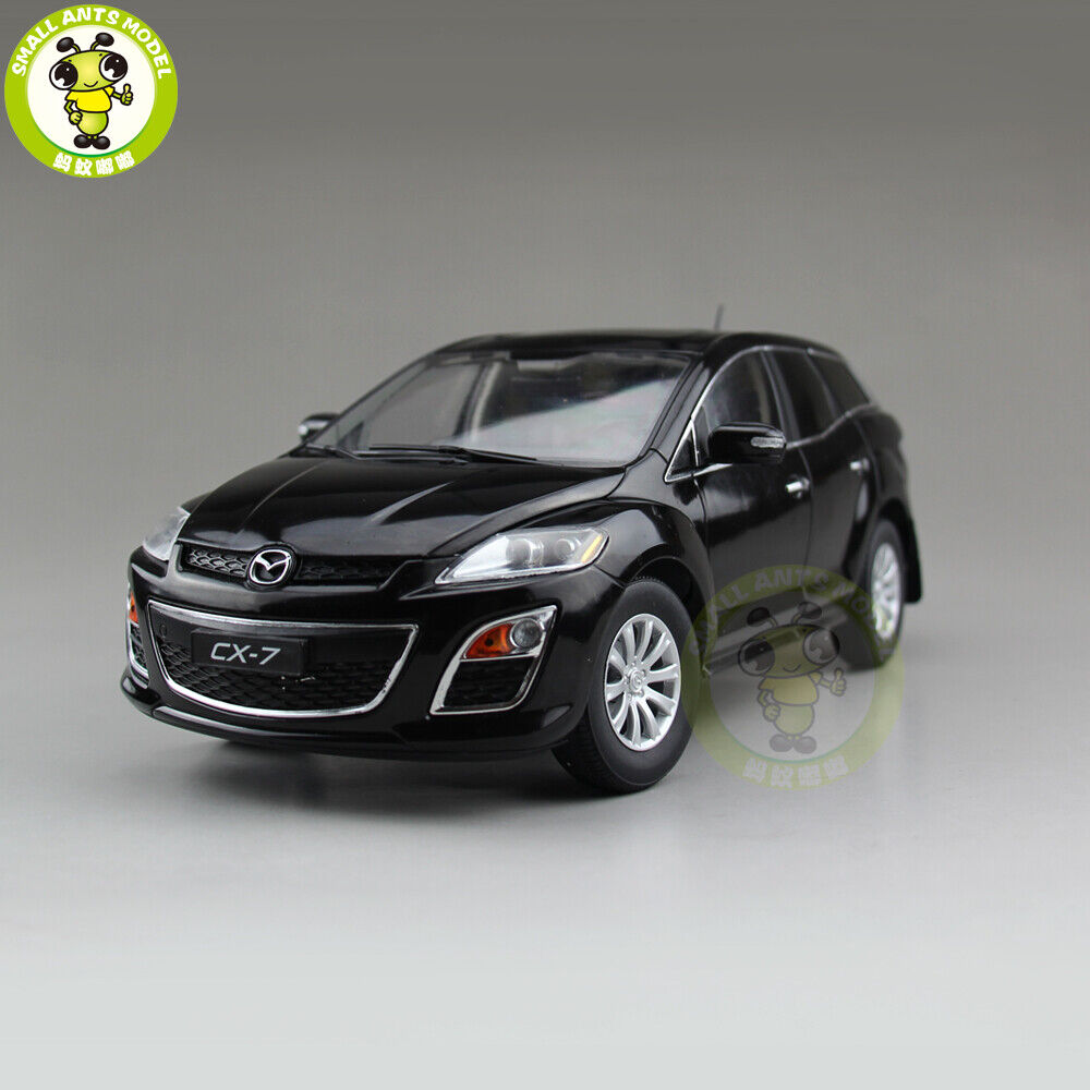 1 18 Mazda CX-7 CX 7 Diecast Metal Car SUV Model Toy Boy Girl Gift Collection