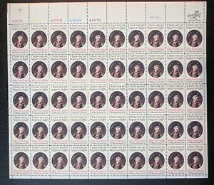 #1789 – FULL SHEET of 50 - John Paul Jones - 15 cent stamps