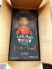 Vogue Living Dead Dolls Trick/'r Trick Treat Sam 2016 Action Figure Model Toy