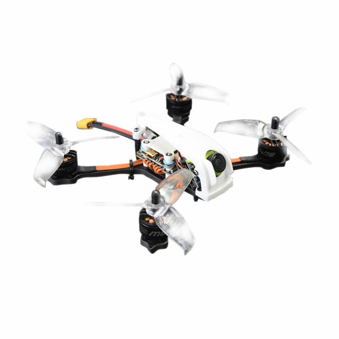 Mejorada 135mm PNP 3 Pulgadas Interior Vista en primera persona Racing Drone Cuadricóptero con Mamba F405